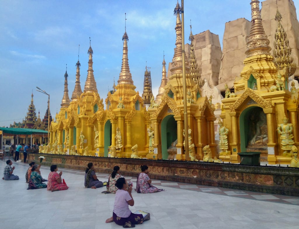 48 Hours in Yangon