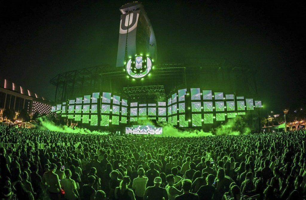 Ultra Music Festival Singapore