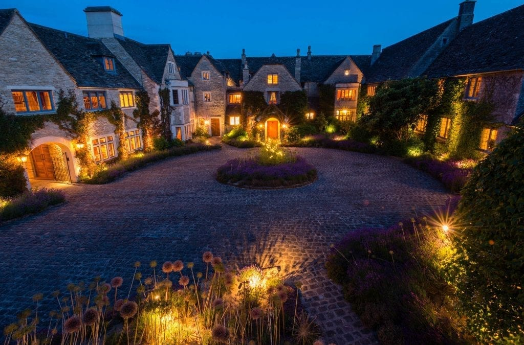 Whatley Manor – a Gourmand's Delight