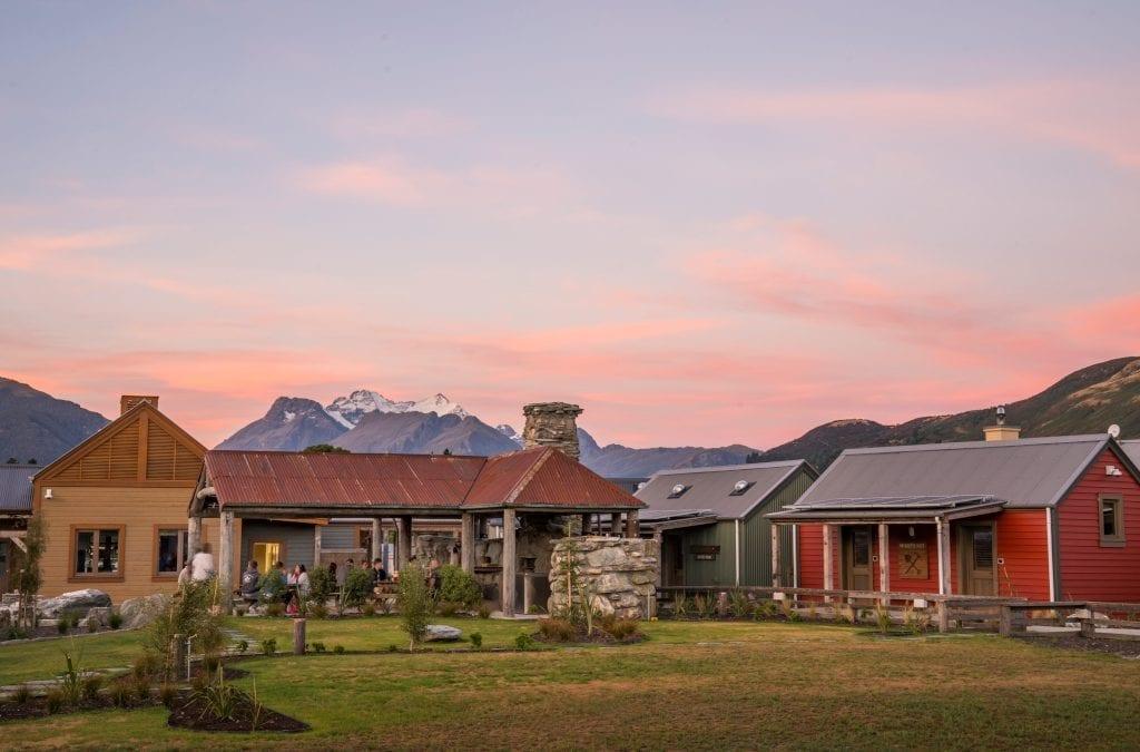 New Zealand's First Net-Zero Accommodation