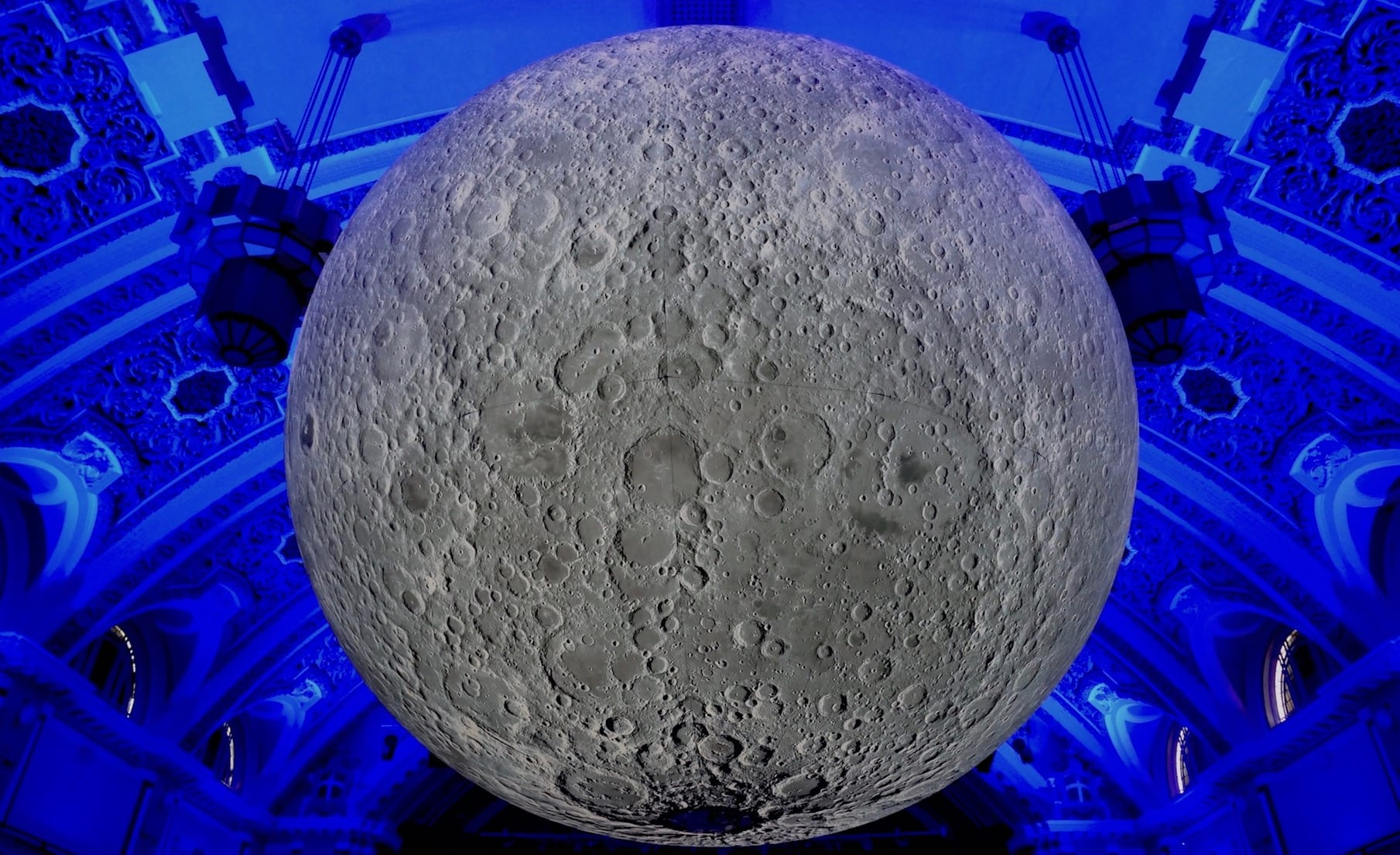 Museum of the Moon will be in Derby at time of Derby Feste