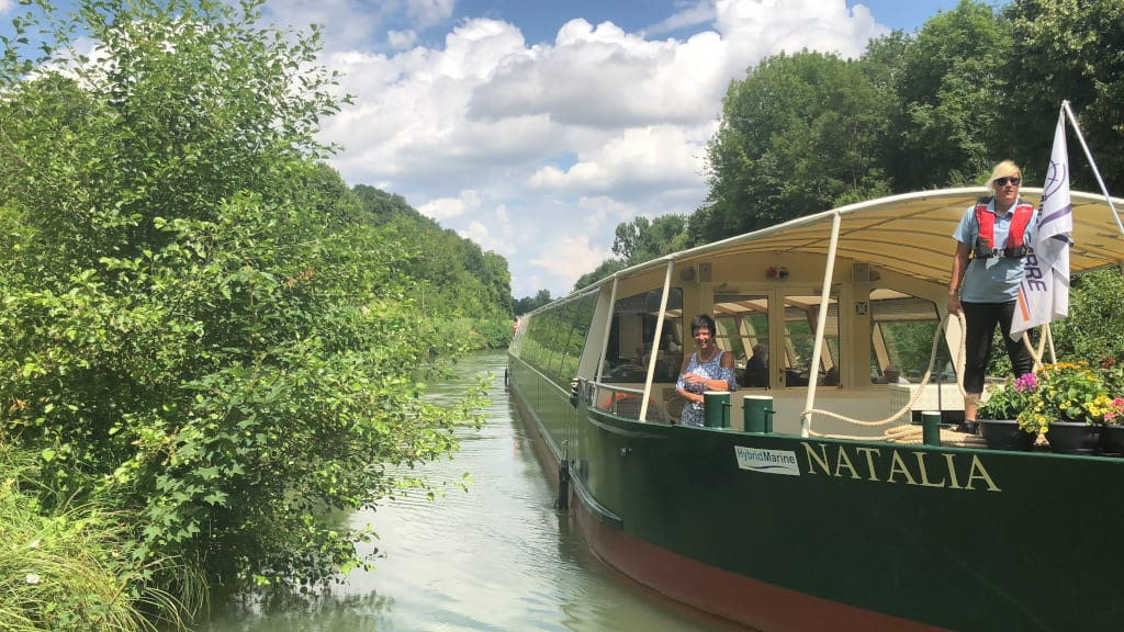 Go Green Through France's Backwaters