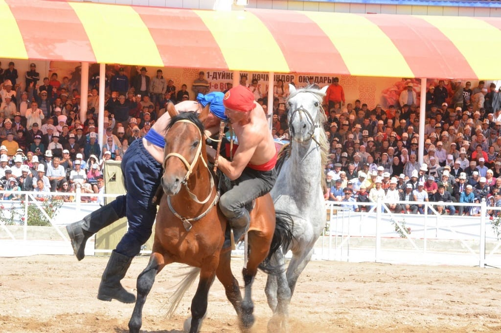 World Nomad Games 2018