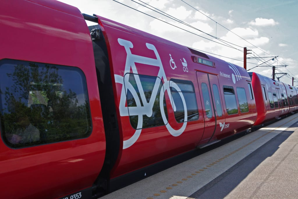7 Cycling Holidays in UK-Europe by Train   Travel Begins at 40