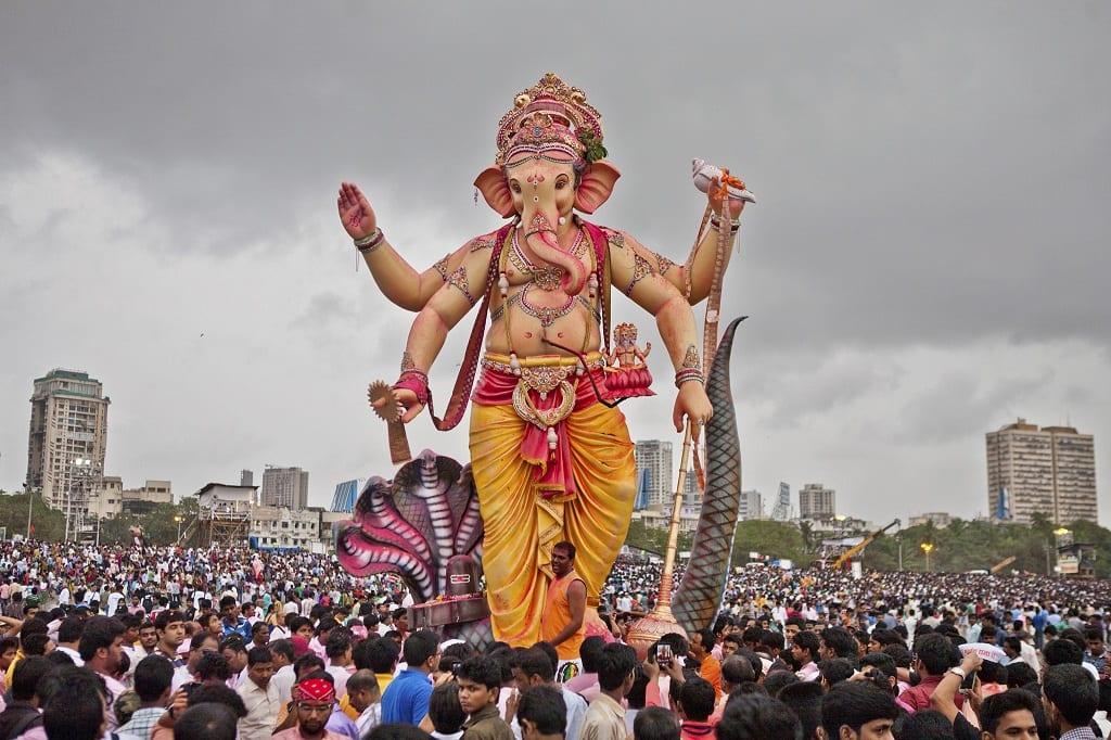 Ganesh Chaturthi festival worldwide festivals