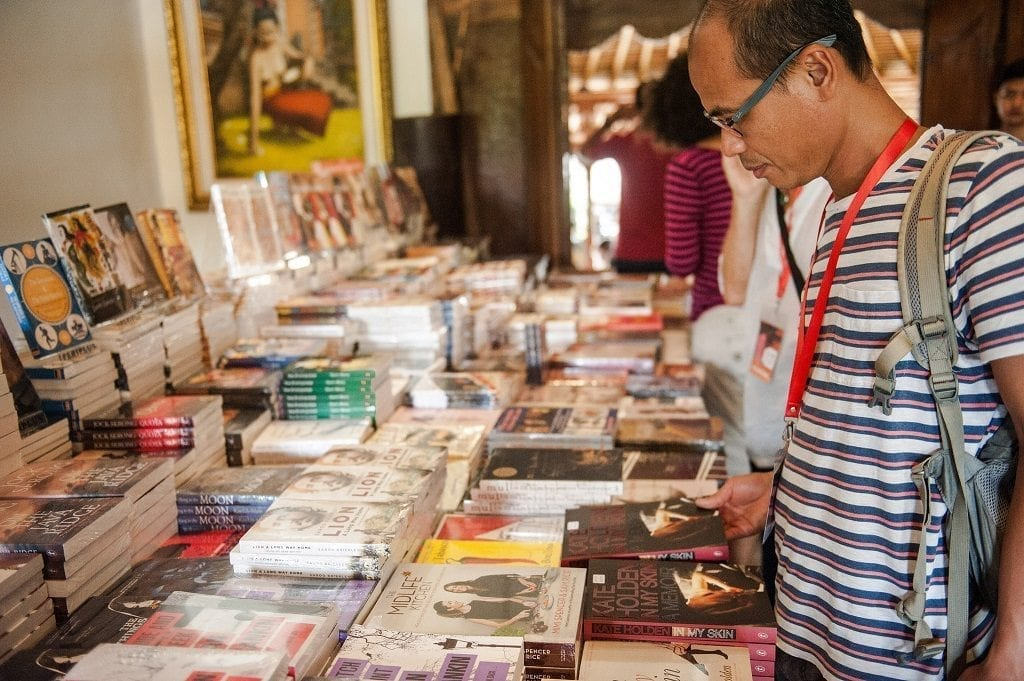 Ubud Writers and Readers Festival 2018