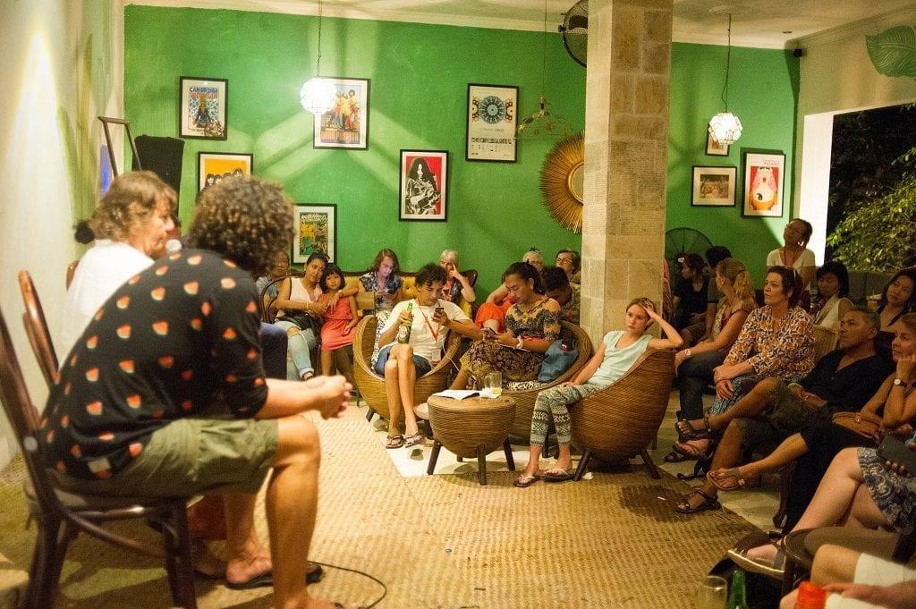 Ubud Writers and Readers Festival Bali Indonesia