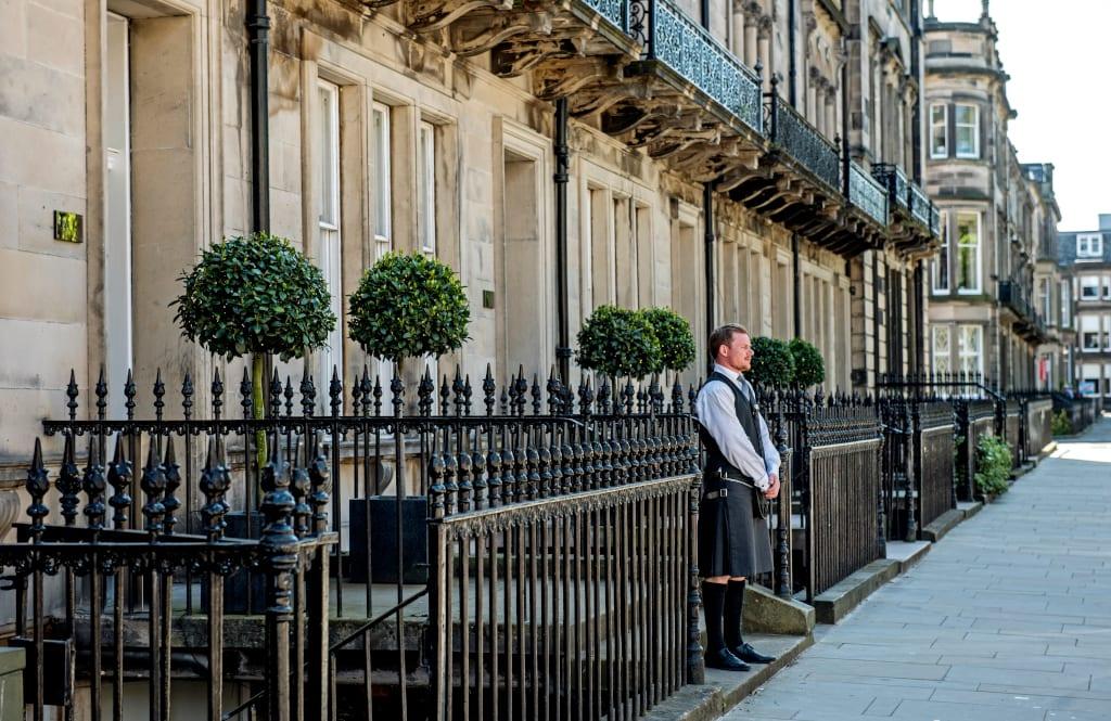 Edinburgh's The Chester Residence Takes Centre Stage for Festival