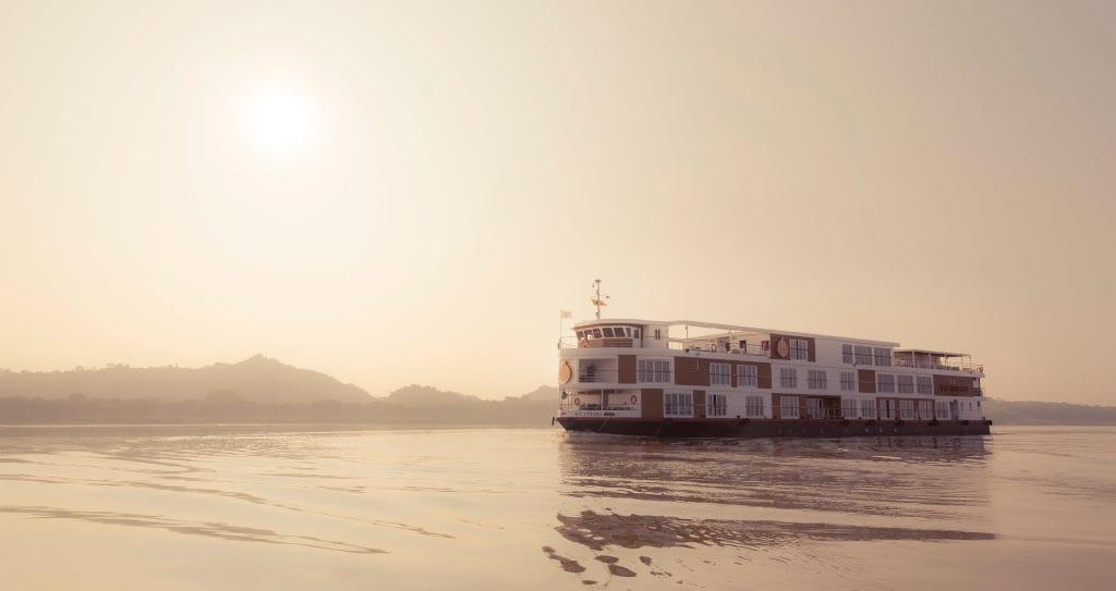 The Strand Cruise, Bagan-Mandalay