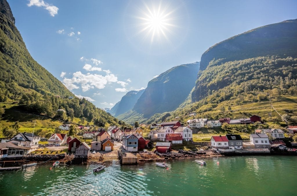 Float the Fjords with Iglu Cruise