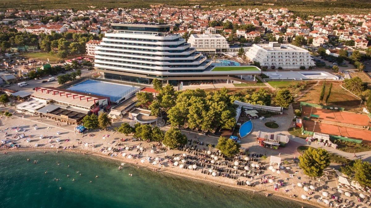 Save at New Beachside Hotel, Croatia