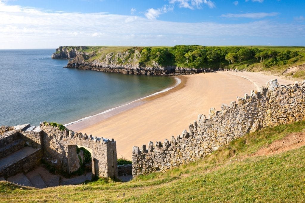 Beaches in Wales