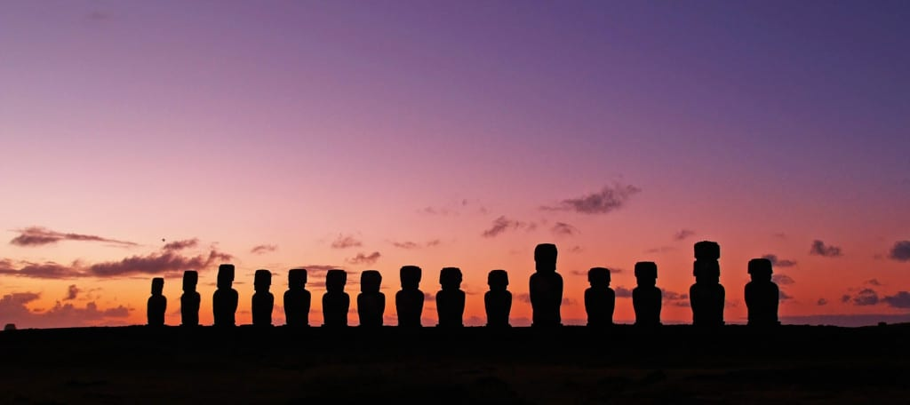 Easter Island Mystery Solved, or Is it?