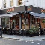 Lazeez Lebanese Restaurant London