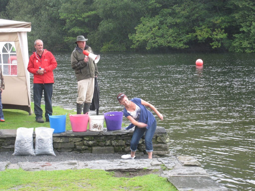 All England Stone Skimming Championships