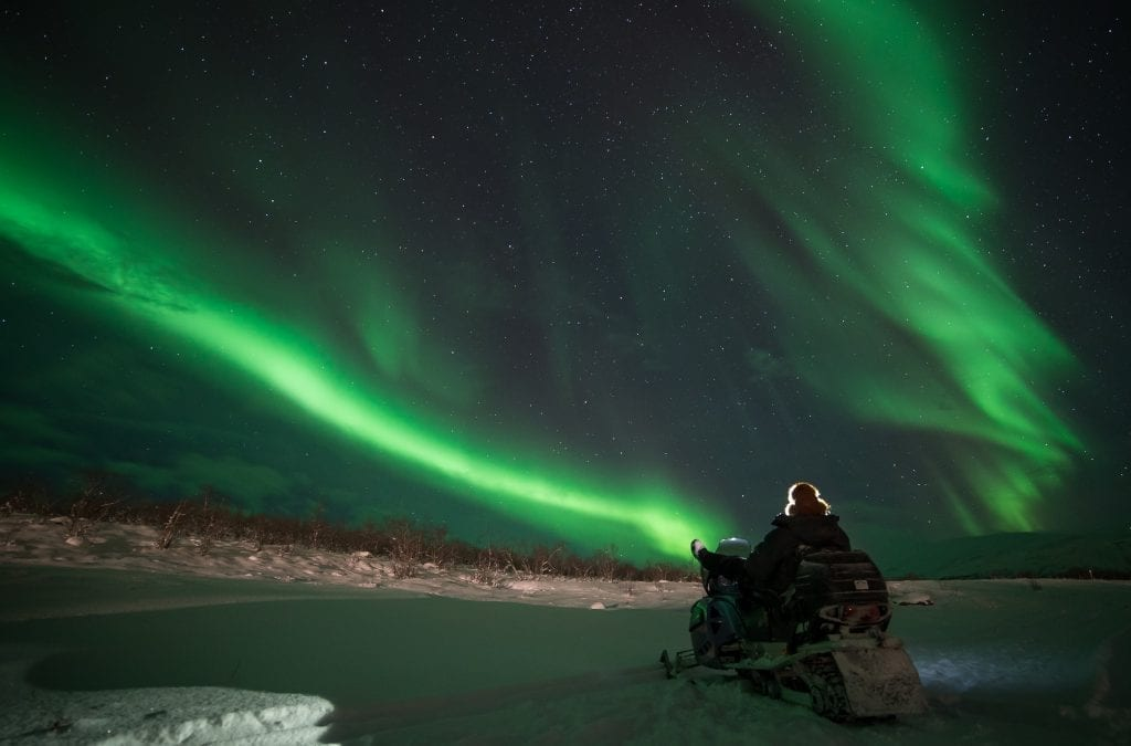 WIZZ to Lapland from London for £29.99