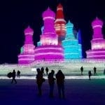 Harbin Ice Festival China 2020 Extravaganza