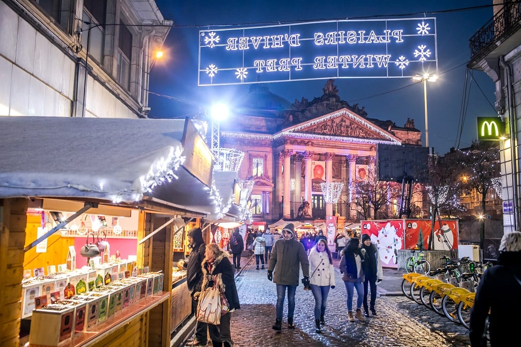 Brussels Christmas Market 2018