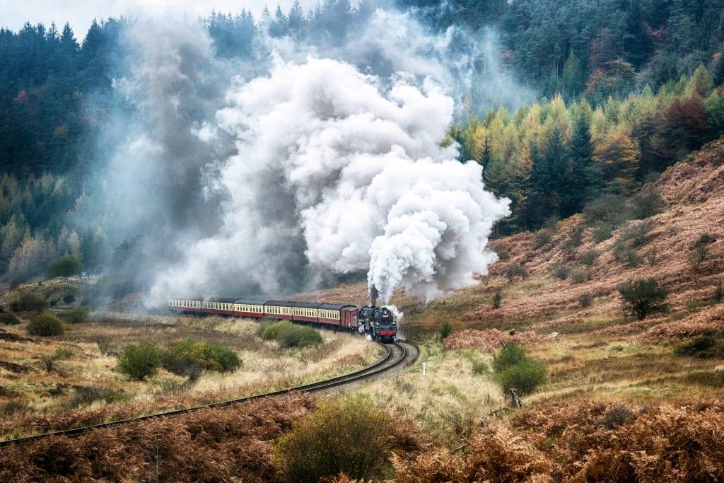 north yorkshire moors railway cGraham Staples NYMR