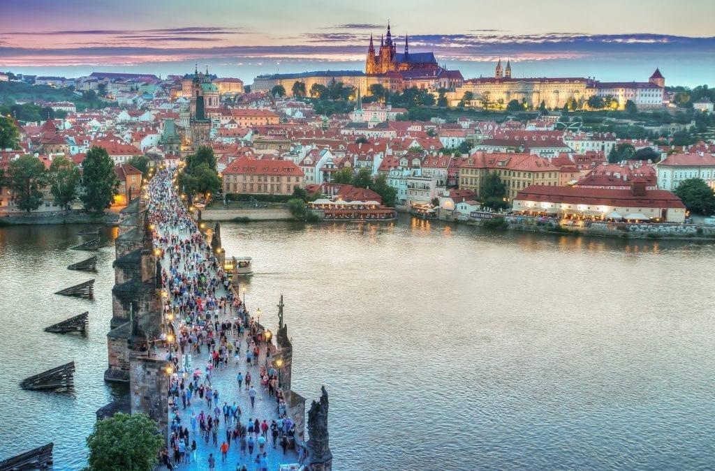 Prague: Sightseeing, Beer and Trams