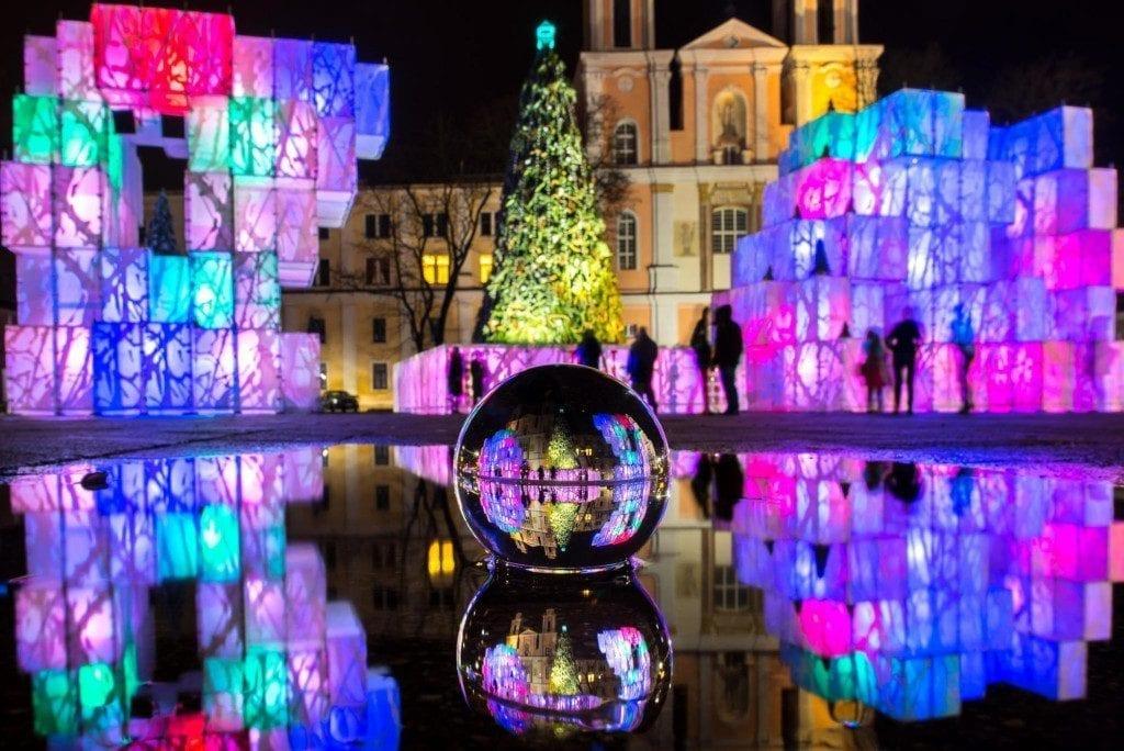 Lithuania Christmas Markets