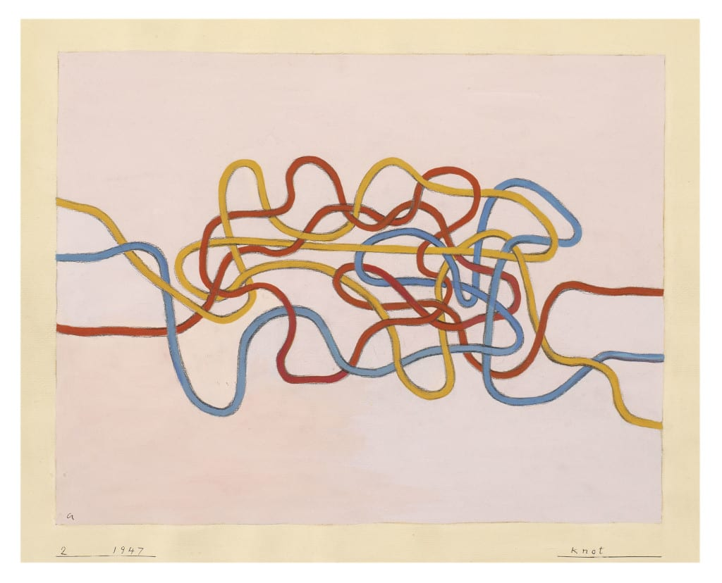 Anni Albers Knot 1947