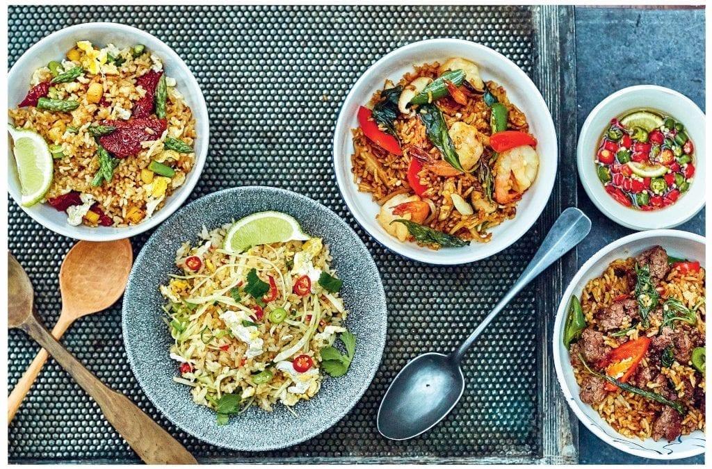 Busaba Bangkok Thai Cookbook