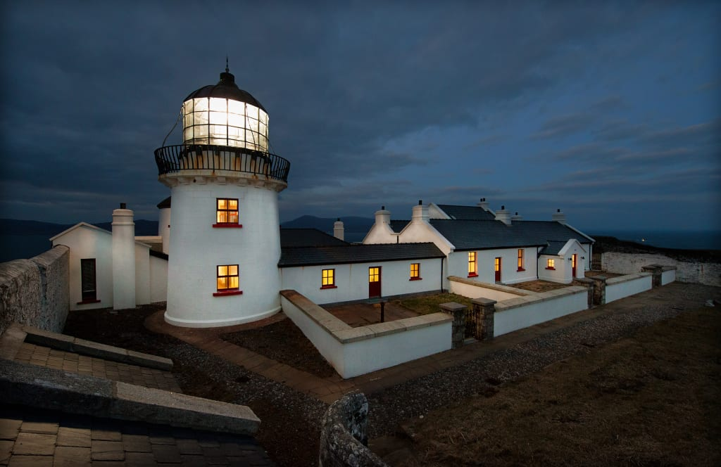 Luxury Hotels in Ireland: Lighthouses to Ice Houses