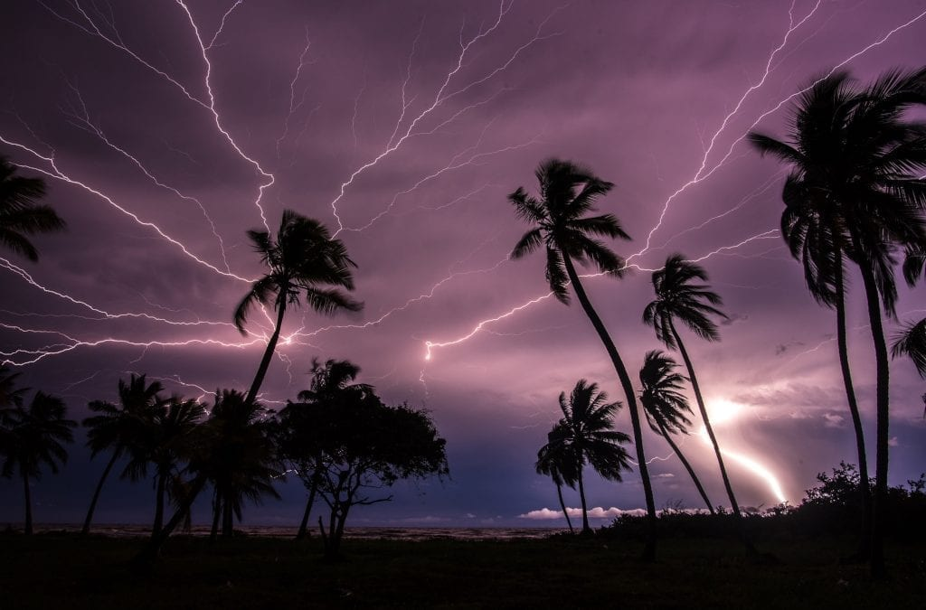 Catatumbo Lightning Storms Venezuela