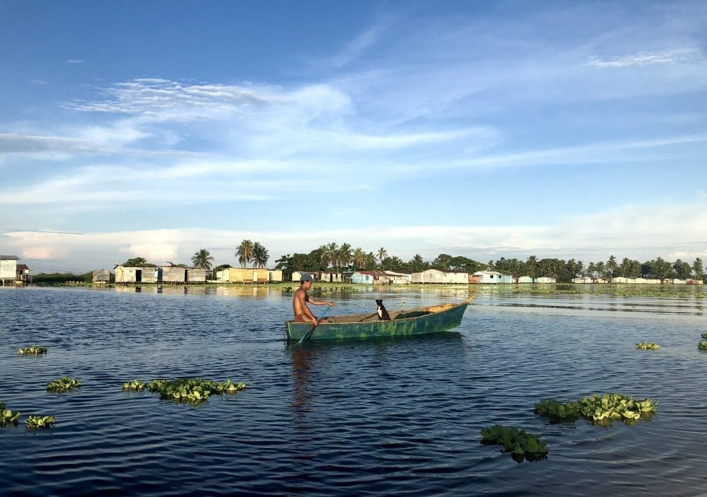Responsible Tourism awards Catatumbo lightning