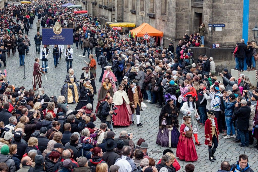 Stollen Parade