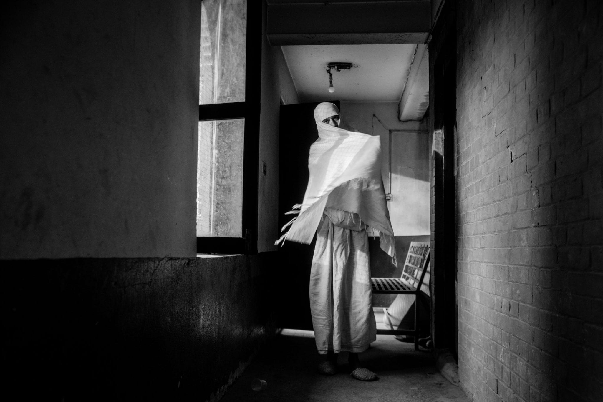 A Surrogate Mourner, © Robic Upadhayay