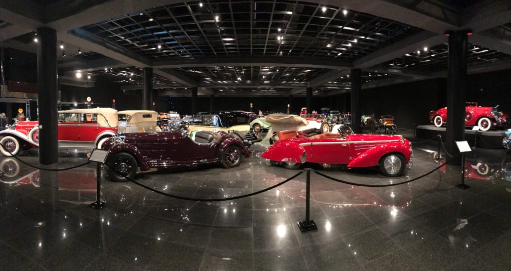 Blackhawk Automotive Museum, c. Visit Tri-Valley California