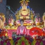 Chiang Mai Flower Festival 2020 in Thailand