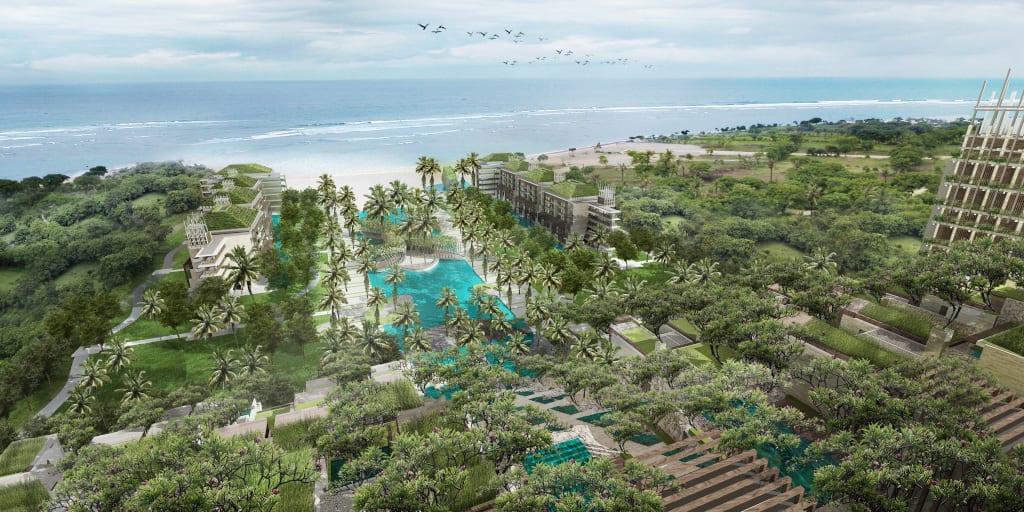 Apurva Kempinski Bali: Place to Discover