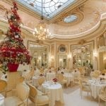 Festive London Afternoon Tea