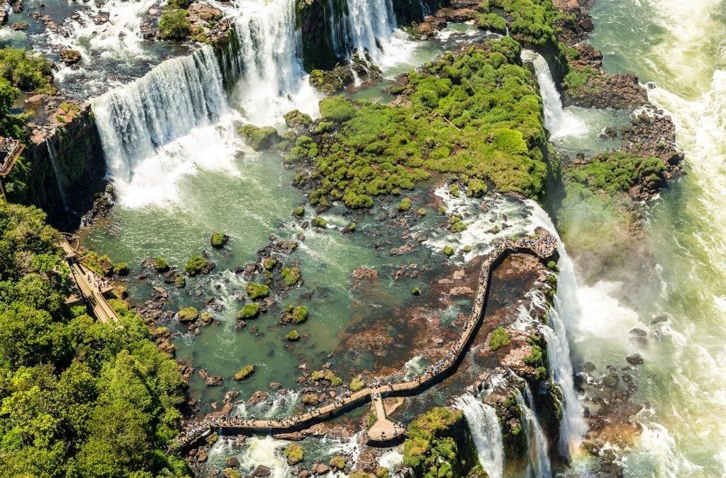 Iguazu Falls and Brazil's National Parks