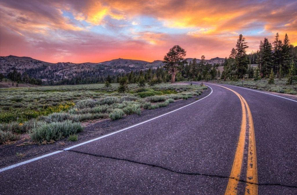 Yosemite Park and Beyond : Tuolumne County