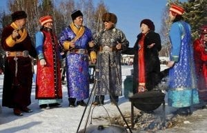 Tsagaan Sar worldwide festivals