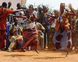 Voodoo Festival Benin