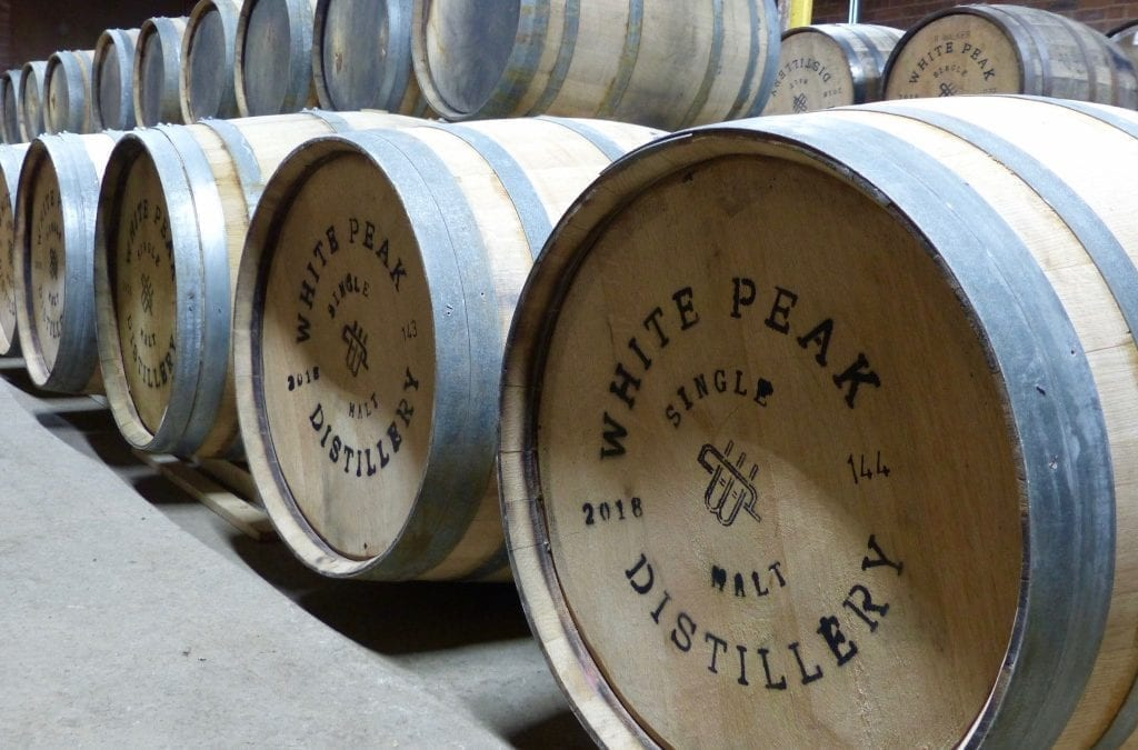 White Peak Distillery Derby Swoops Awards