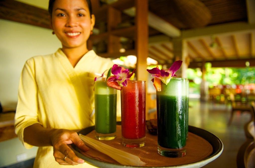 Kamalaya: Spa Cuisine of the Year