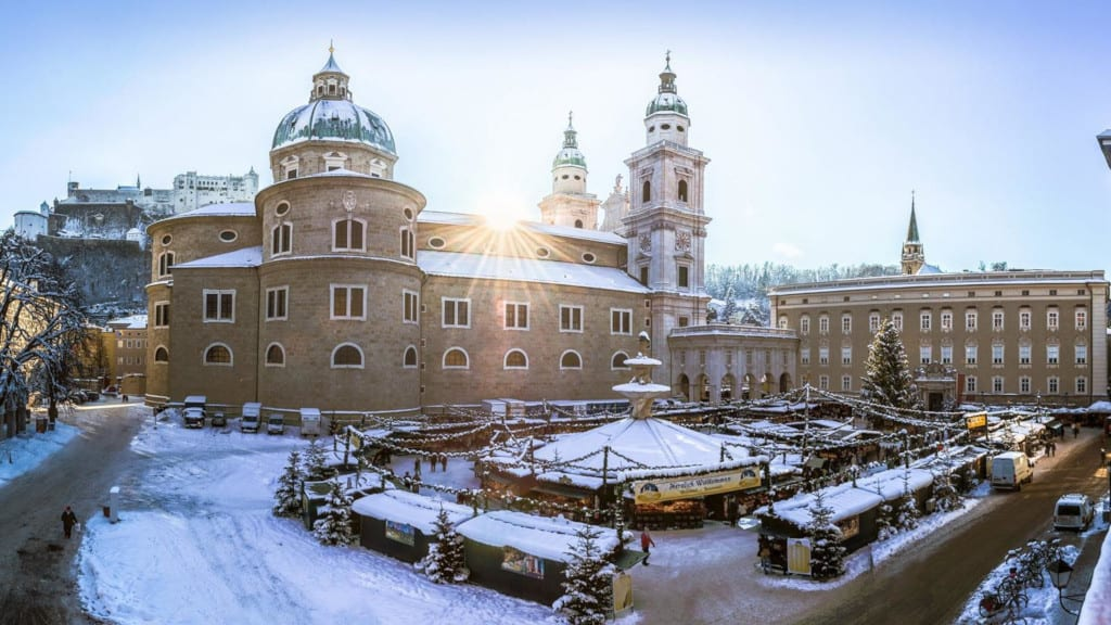16 Christmas Markets in Europe and the UK