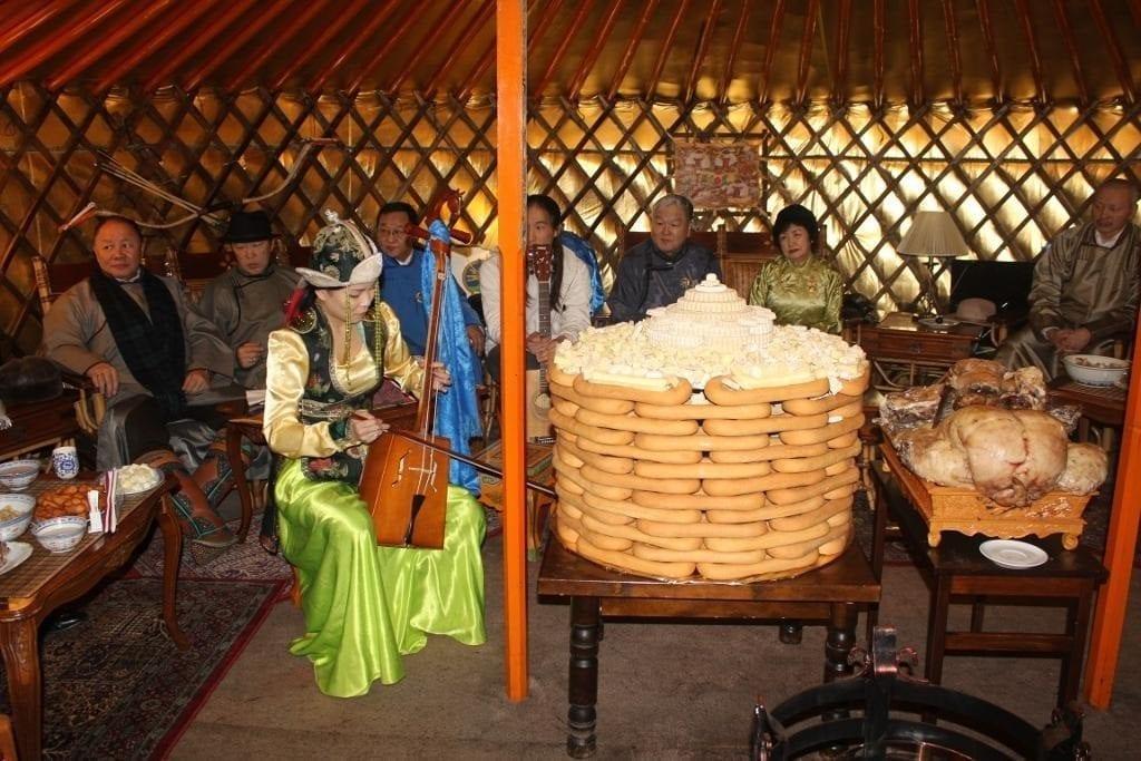 Tsagaan Sar, Mongolia