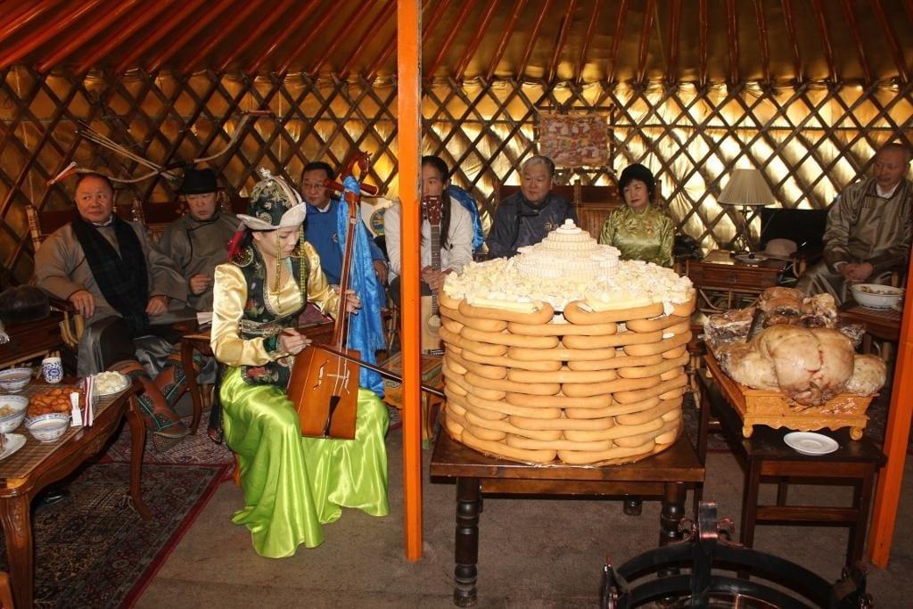 Tsagaan Sar Festival, Mongolia