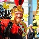 Isle of Wight Mardi Gras