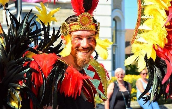 Isle of Wight Mardi Gras