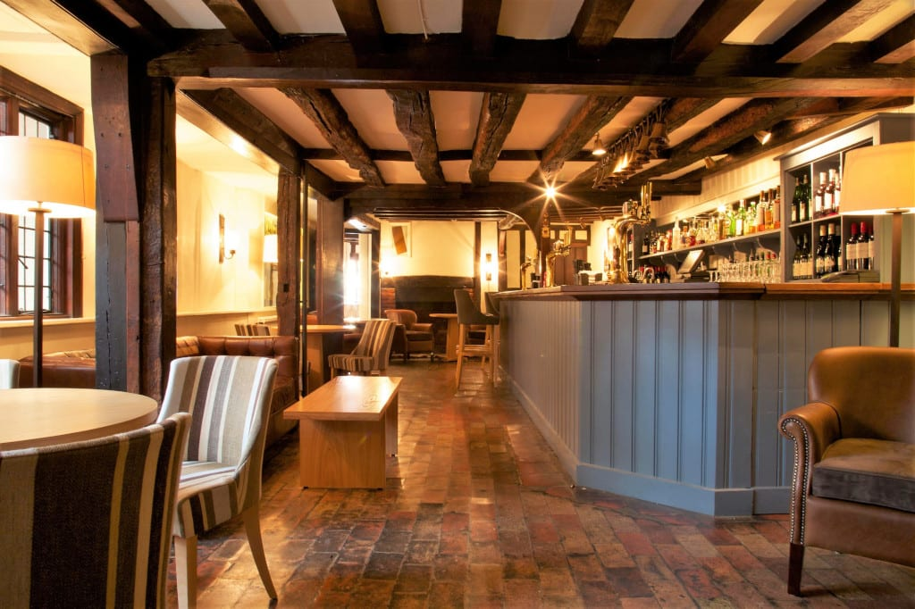 Airmen's Bar, The Swan at Lavenham