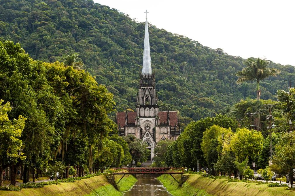 Petropolis Cathedral, Brazil