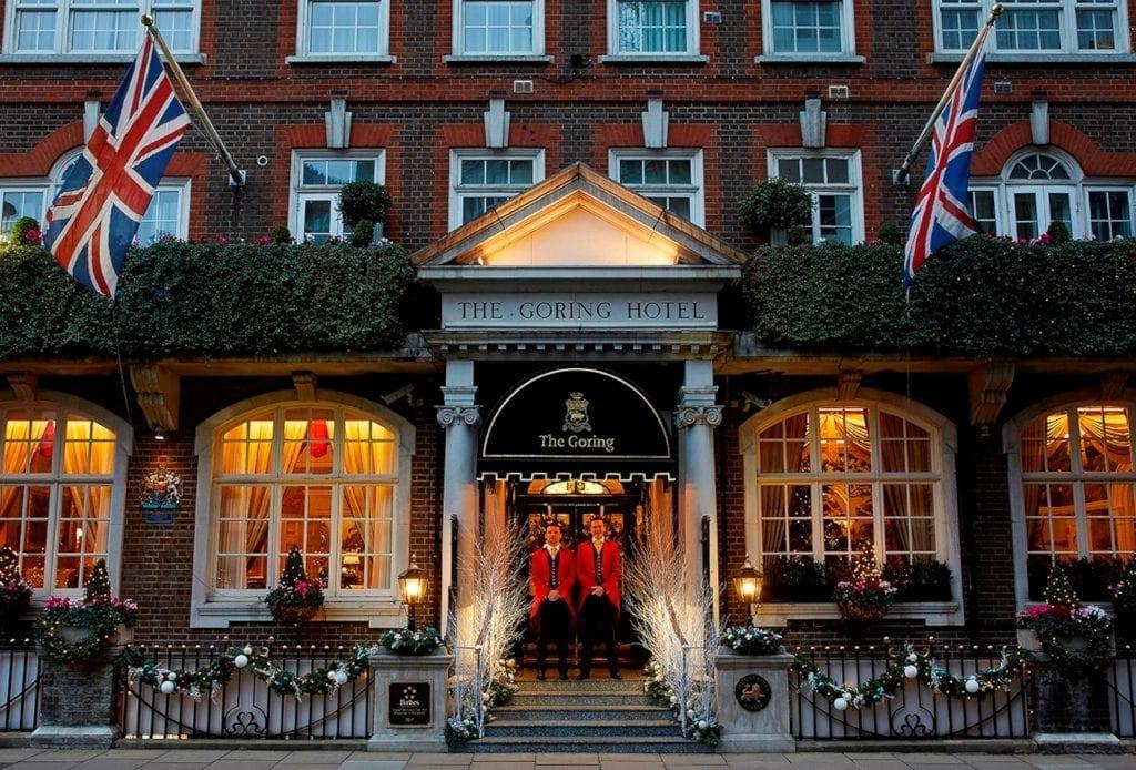 The Goring Restaurant London